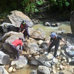 JHMC Estero Clean-up Yields 800kg of Solid Wastes