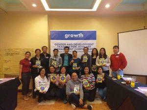 JHMC-GFPS Training on Bridging Gaps