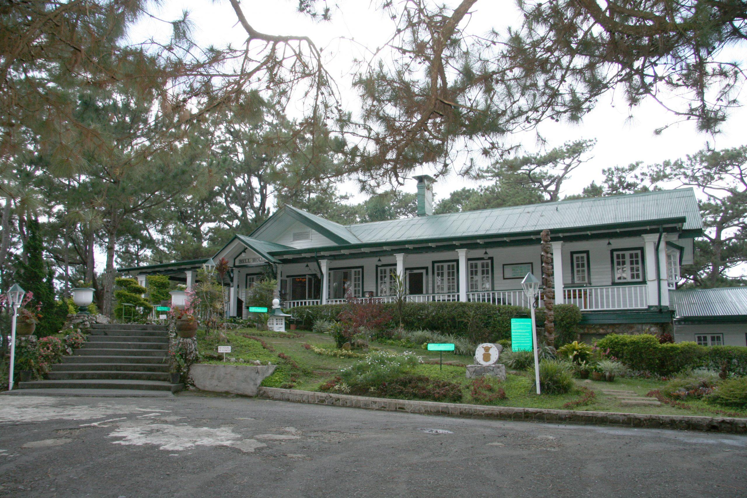 The Bell House Veranda