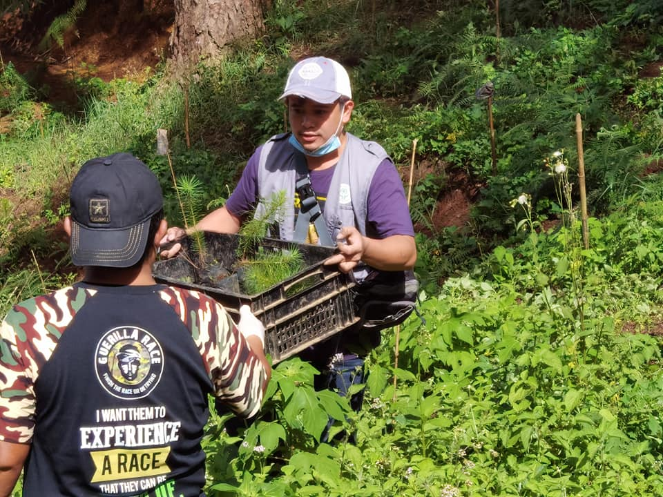 JHMC Advocates National Clean-Up Month and Tree Planting Activities