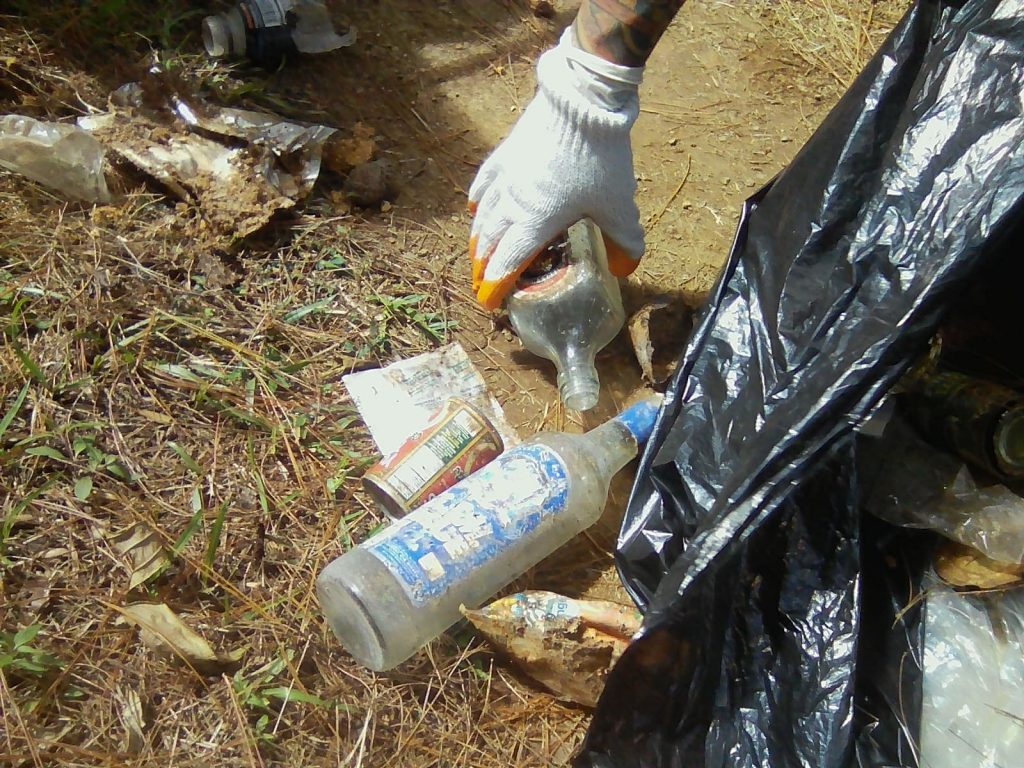 Eco-Awareness Campaign and Clean Up Drive